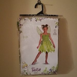 Dress up TinkerBell outfit/costume